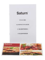 Сэндвичница Saturn ST-EC1081 белый