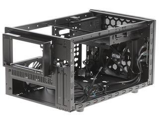 Корпус CoolerMaster Elite 130 черный