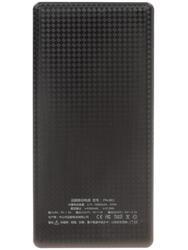 Портативный аккумулятор Pineng PN-963 красный, черный