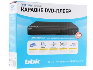 Видеоплеер DVD BBK DVP157SI
