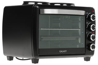 Электропечь Galaxy GL 2618 черный