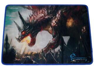 Коврик Qumo Dragon War Daemon Hunt