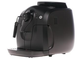 Кофемашина Philips HD8649 черный