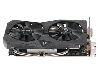 Видеокарта Asus AMD Radeon RX 460 STRIX [STRIX-RX460-O4G-GAMING]