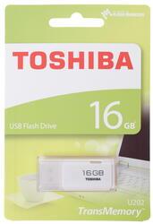 Память USB Flash Toshiba TRANSMEMORY U202 16 Гб
