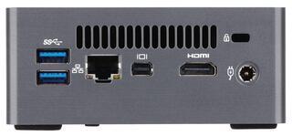 Платформа Gigabyte BRIX [GB-BSI5H-6200]