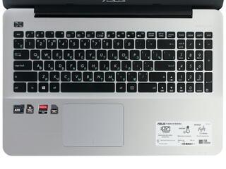 """15.6"""" Ноутбук ASUS X555DG-DM149T черный"""