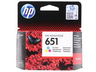 Картридж струйный HP 651 (C2P11AE)