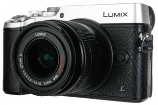 Камера со сменной оптикой Panasonic Lumix GX8 kit 14-42mm