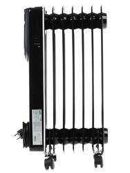 Масляный радиатор Ballu Modern BOH/MD-07BBN черный