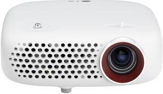 Карманный проектор LG PW600G белый