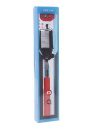 Монопод для селфи DEXP MSBB-300R красный