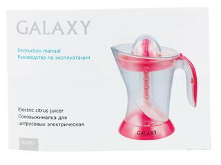 Соковыжималка Galaxy GL 0852 красный