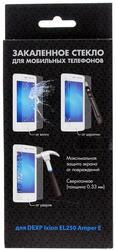 "5"" Защитное стекло для смартфона DEXP Ixion EL250 Amper E"
