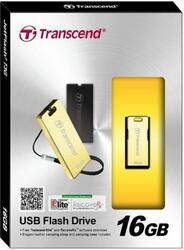Память USB Flash Transcend JetFlash T3G 16 Гб