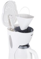 Кофеварка Tristar CM-1243 белый