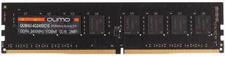 Оперативная память Qumo [QUM4U-4G2400C16] 4 Гб
