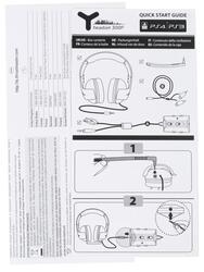 Гарнитура проводная Thrustmaster Y300P EMEA