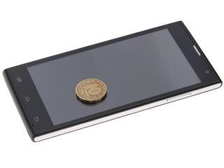 """5"""" Смартфон DEXP Ixion ES150 Fit 8 ГБ черный"""