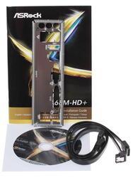 Материнская плата ASRock FM2A68M-HD+
