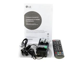 """49"""" (125 см)  LED-телевизор LG 49LH520V черный"""