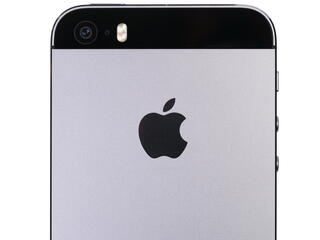 """4"""" Смартфон Apple iPhone 5S """"Как новый"""" 16 Гб серый"""