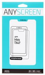 Пленка защитная для планшета Irbis TX47