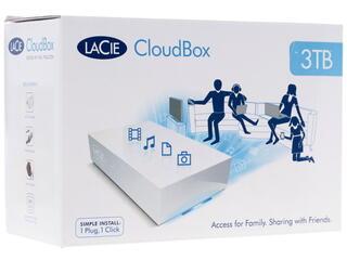 Сетевое хранилище LaCie CloudBox
