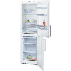 Холодильник с морозильником BOSCH KGN39XW26R белый