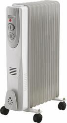 Масляный радиатор Home Element HE-OH1245 белый