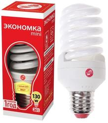 Лампа люминесцентная Экономка T2 SPC 26W E2727