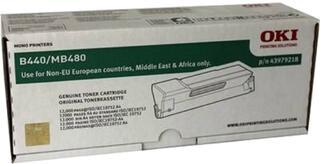 Картридж лазерный OKI MB480 (43979218)