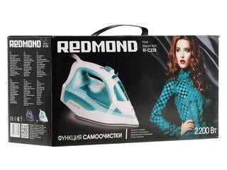 Утюг Redmond RI-C228 голубой