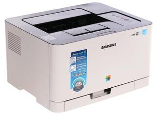 Принтер лазерный Samsung SL-C430W