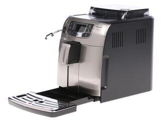 Кофемашина Saeco HD8888/19 серебристый
