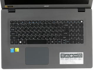 """17.3"""" Ноутбук Acer Aspire E5-772G-3157 черный"""