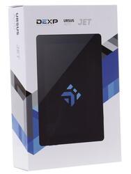 """7"""" Планшет DEXP Ursus A270 JET 4 Гб 3G черный"""