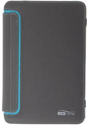 """Чехол-книжка для планшета универсальный 7""""  серый"""
