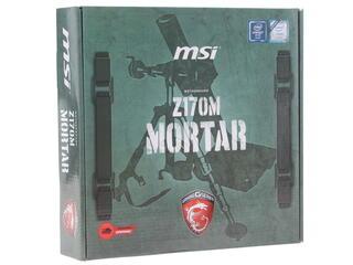 Материнская плата MSI Z170M MORTAR
