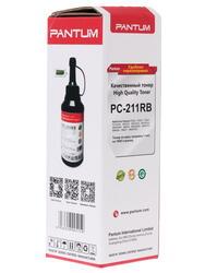 Тонер Pantum PC-211RB + Чип