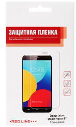 "5""  Пленка защитная для смартфона DEXP Ixion M450 Neon"