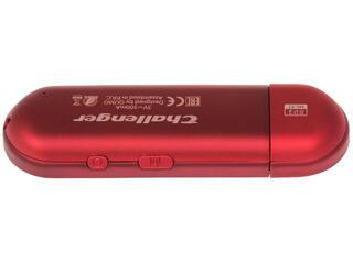 MP3 плеер Qumo Challenger красный