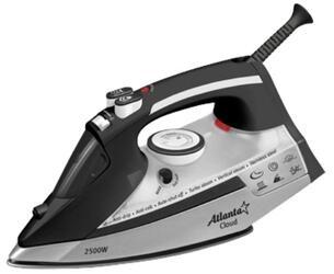 Утюг Atlanta ATH-5574 black черный