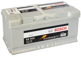 Автомобильный аккумулятор Bosch S5 015