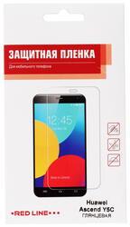 """4.5""""  Пленка защитная для смартфона Huawei Y5C"""