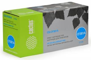 Картридж лазерный Cactus CS-CF381A