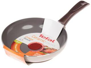 Сковорода Tefal D4210272 Ceramic Control серый