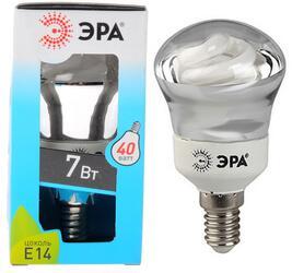 Лампа люминесцентная ЭРА R50-7-842-E14