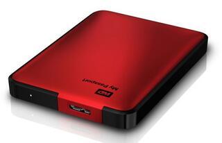 "2.5"" Внешний HDD WD My Passport Essential [WDBFBW0020BRD-EEUE]"