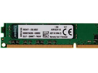 Оперативная память Kingston ValueRAM [KVR16LN11/8] 8 ГБ